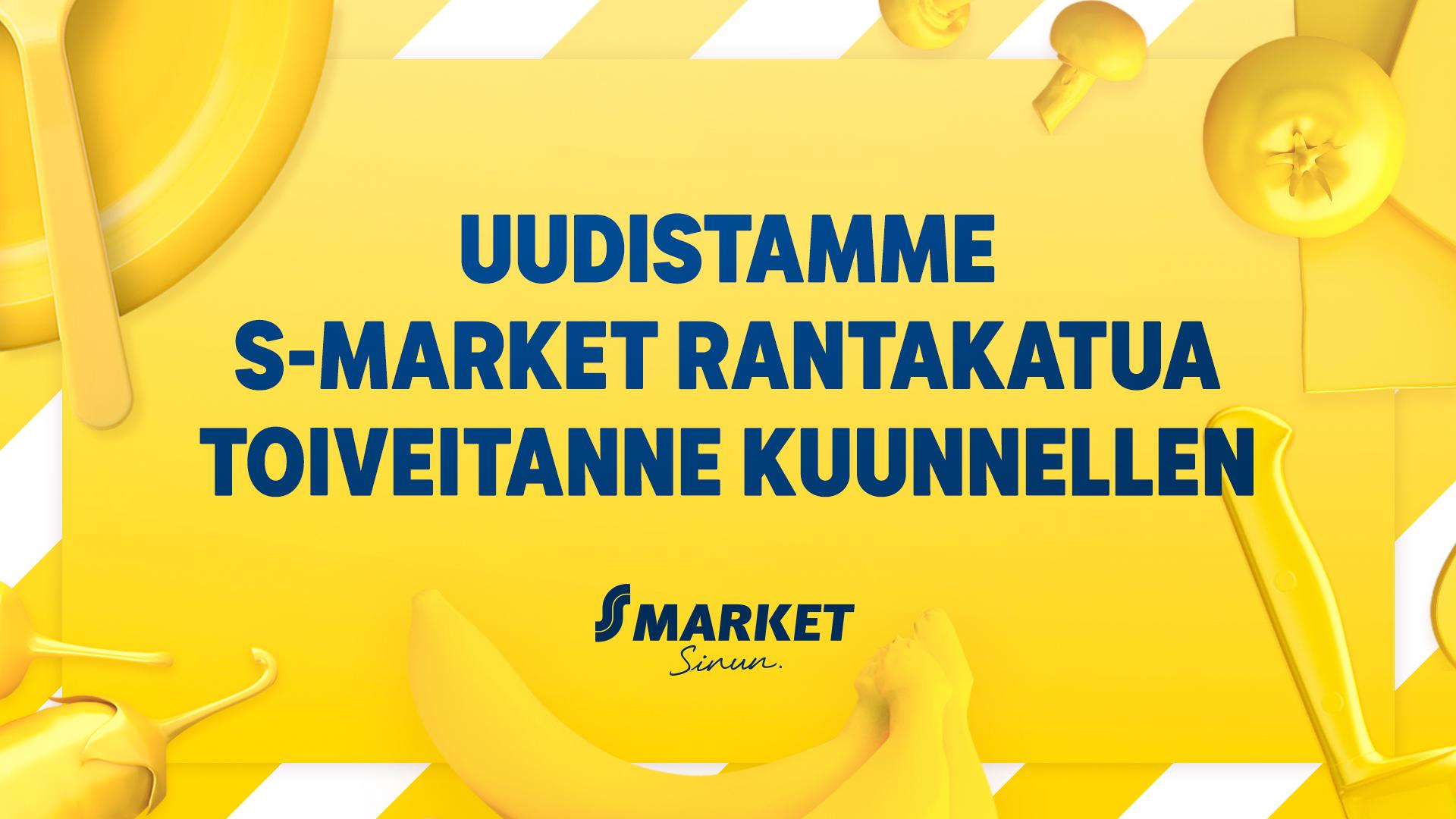 S-Market Rantakatu