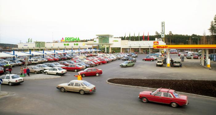 Prisman avajaiset v.1996.