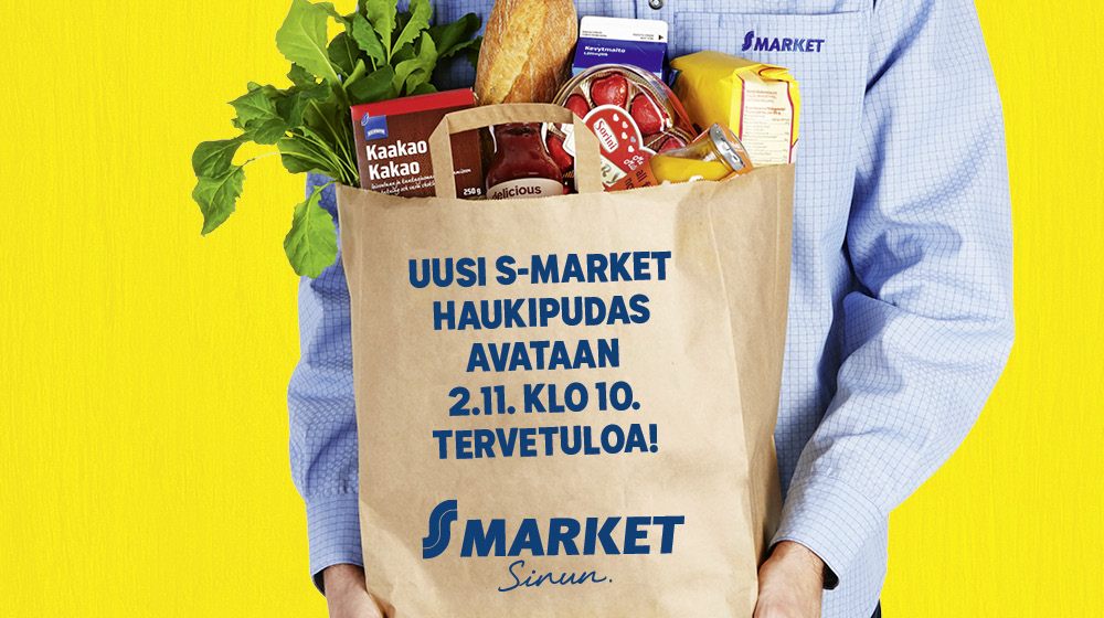 S Market Haukipudas
