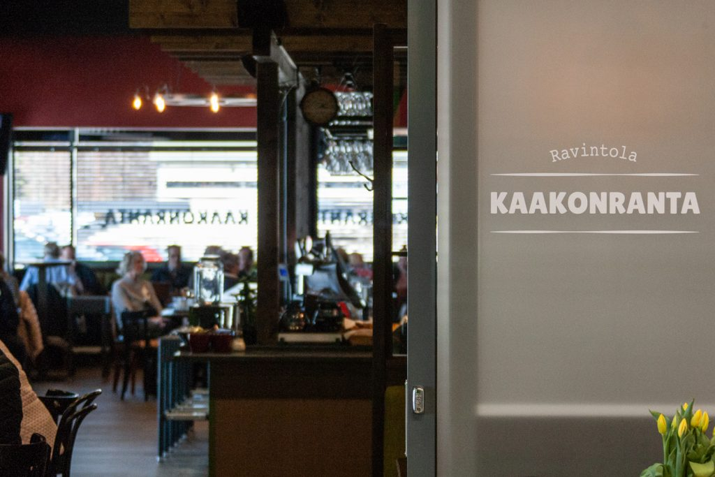 Ravintola Kaakonranta