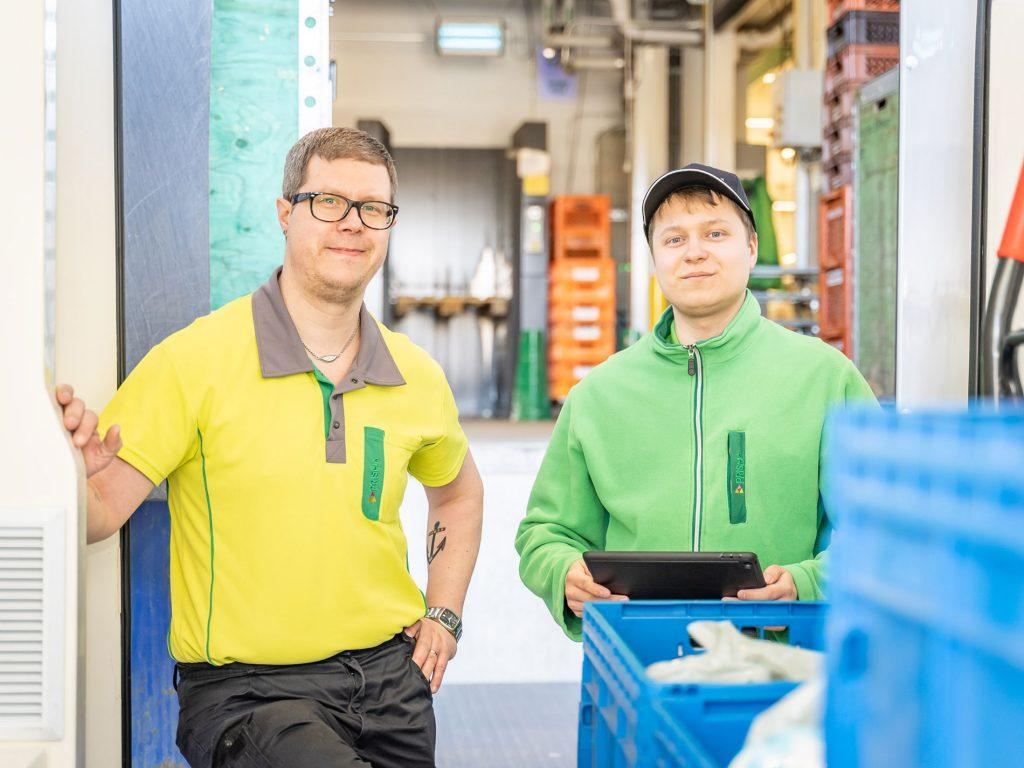 Saku Kari ja Topi Tujula