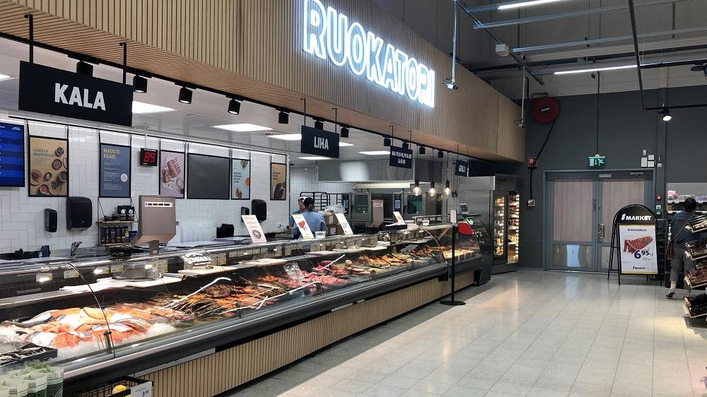 S-market Vaajalan Ruokatori