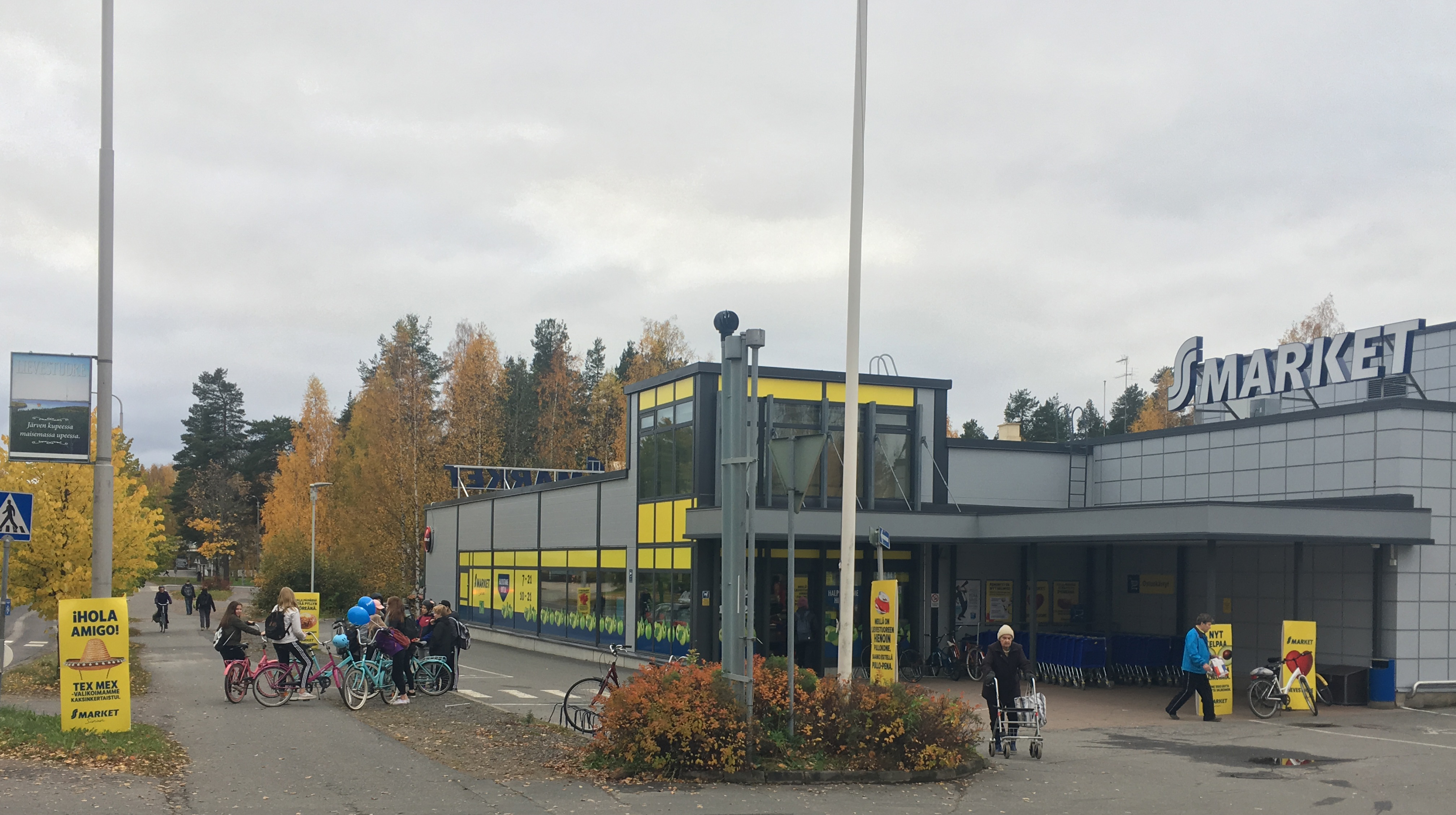 K Market Korpilahti