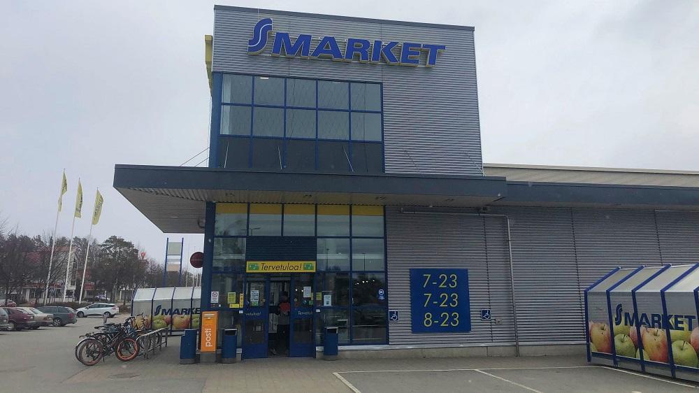 K Market Laukaa
