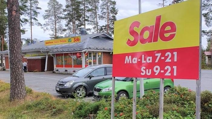 Sale Toivakka