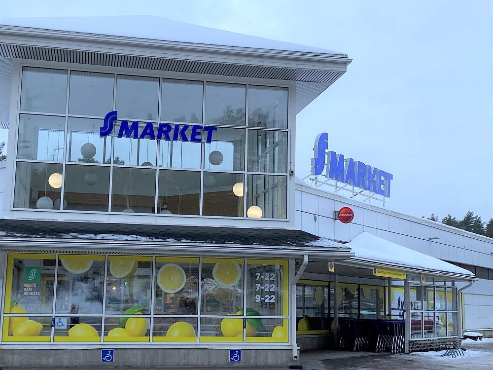 S-market Jämsänkoski