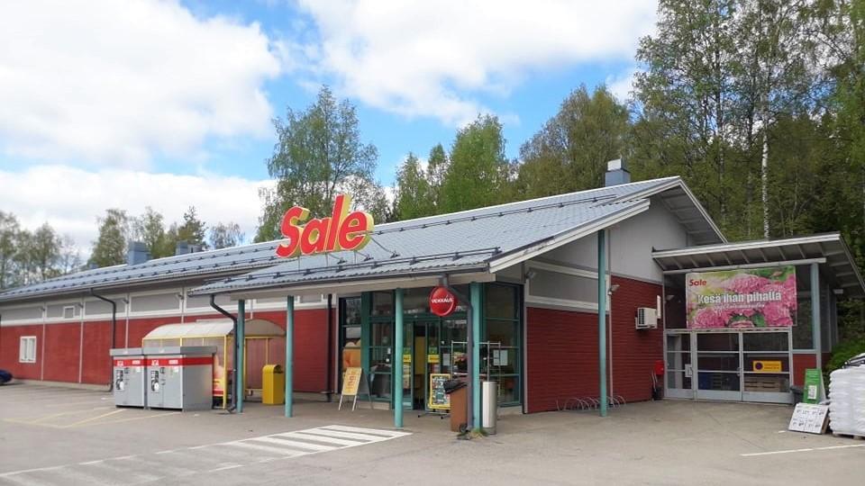Sale Haapamäki
