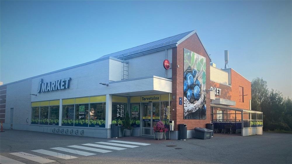 S-market Pihtipudas