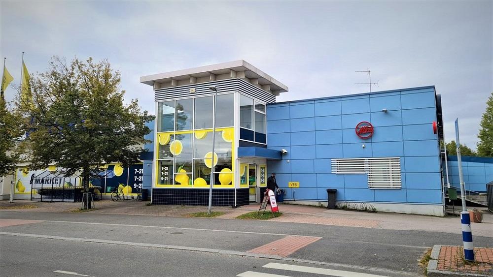 S-market Kuhmoinen