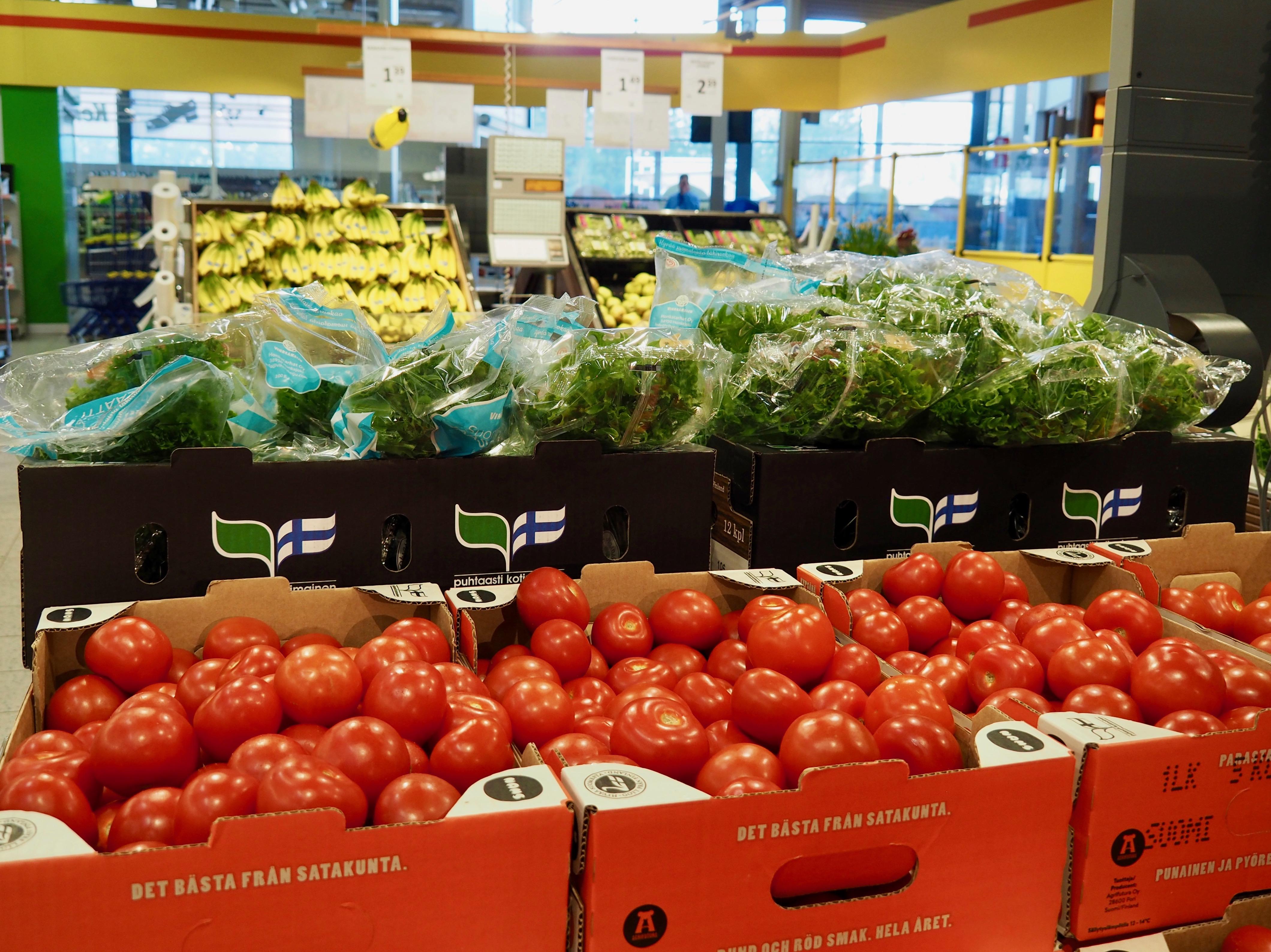 S Market Eurajoki