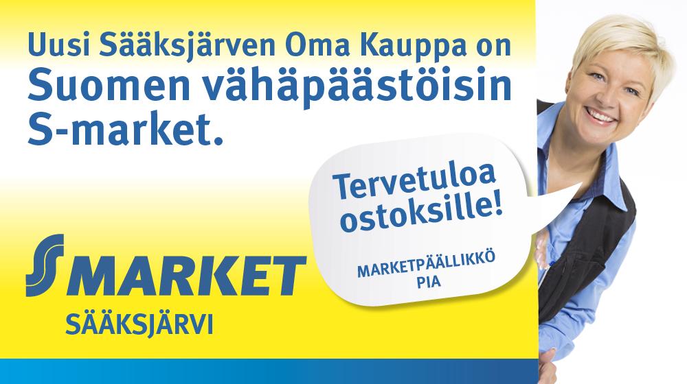 Sääksjärvi S Market