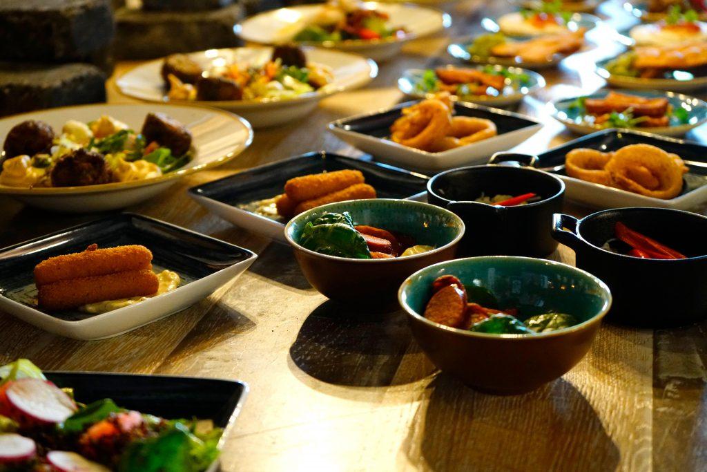 Kymen Seudun Osuuskaupan ravintoloiden herkkuja